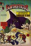 Cover for Los Cuatro Fantasticos (Novedades, 1980 series) #19