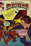 Cover for Los Cuatro Fantasticos (Novedades, 1980 series) #20