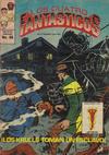 Cover for Los Cuatro Fantasticos (Novedades, 1980 series) #88