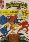 Cover for Los Cuatro Fantasticos (Novedades, 1980 series) #31