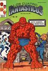 Cover for Los Cuatro Fantasticos (Novedades, 1980 series) #49