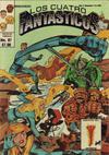 Cover for Los Cuatro Fantásticos (Novedades, 1980 series) #87