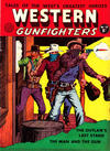 Cover for Western Gunfighters (Horwitz, 1961 series) #15
