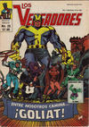 Cover for Los Vengadores (Novedades, 1981 series) #28