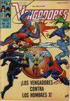 Cover for Los Vengadores (Novedades, 1981 series) #53