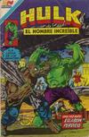 Cover for Hulk el Hombre Increíble (Editorial Novaro, 1979 series) #57