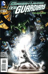 Cover for Green Lantern: New Guardians (DC, 2011 series) #34