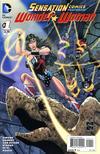 Cover for Sensation Comics Featuring Wonder Woman (DC, 2014 series) #1