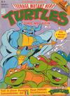 Cover for Teenage Mutant Hero Turtles (Condor, 1990 series) #8