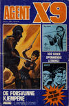 Cover for Agent X9 (Semic, 1976 series) #8/1981