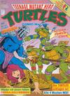 Cover for Teenage Mutant Hero Turtles (Condor, 1990 series) #23