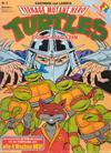 Cover for Teenage Mutant Hero Turtles (Condor, 1990 series) #4