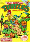 Cover for Teenage Mutant Hero Turtles (Condor, 1990 series) #2