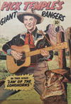 Cover for Pick Temple's Giant Rangers ([unknown US publisher], 1953 series) #[nn]