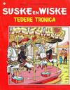 Cover for Suske en Wiske (Standaard Uitgeverij, 1967 series) #86 - Tedere Tronica
