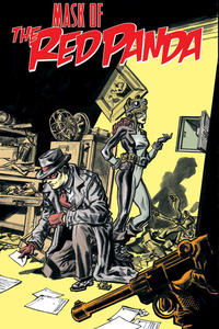 Cover Thumbnail for The Mask of the Red Panda (IDW, 2014 series) #[1]