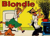 Cover Thumbnail for Blondie (Hjemmet / Egmont, 1941 series) #1969