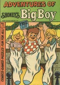 Cover Thumbnail for Adventures of Big Boy (Paragon Products, 1976 series) #70