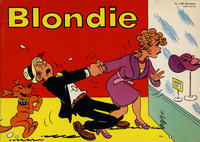 Cover Thumbnail for Blondie (Hjemmet / Egmont, 1941 series) #1973