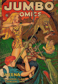 Cover Thumbnail for Jumbo Comics (Superior, 1951 series) #151