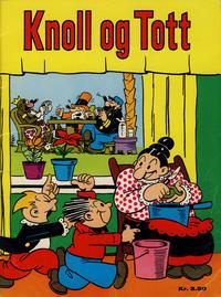 Cover Thumbnail for Knoll og Tott [Knold og Tot] (Hjemmet / Egmont, 1911 series) #1968
