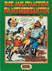 Cover Thumbnail for Die militanten Panthertanten (Melzer, 1971 series)
