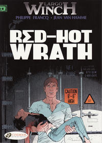 Cover Thumbnail for Largo Winch (Cinebook, 2008 series) #14 - Red-Hot Wrath