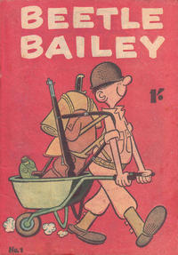 Cover Thumbnail for Beetle Bailey (Frew Publications, 1962 series) #1