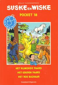 Cover Thumbnail for Suske en Wiske Pocket (Standaard Uitgeverij, 2007 series) #18