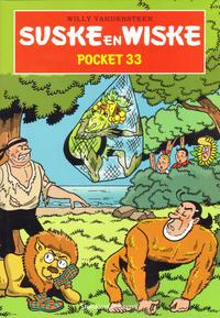 Cover Thumbnail for Suske en Wiske Pocket (Standaard Uitgeverij, 2007 series) #33