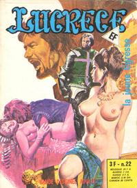 Cover Thumbnail for Lucrece (Elvifrance, 1972 series) #22