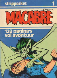 Cover Thumbnail for Macabre strippocket (Semic Press, 1975 series) #1