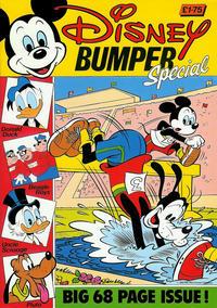 Cover Thumbnail for Disney Bumper Special (Egmont Magazines, 1988 series)
