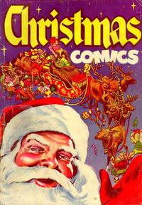 Cover Thumbnail for Christmas Comics (Export Publishing, 1950 series) #1