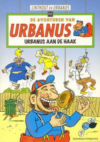 Cover Thumbnail for De avonturen van Urbanus (Standaard Uitgeverij, 1996 series) #111 - Urbanus aan de haak