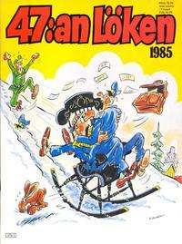 Cover Thumbnail for 47:an Löken [julalbum] (Semic, 1977 series) #1985