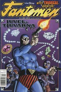 Cover Thumbnail for Fantomen (Egmont, 1997 series) #3/2008