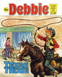 Cover Thumbnail for Debbie Picture Story Library (D.C. Thomson, 1978 series) #52