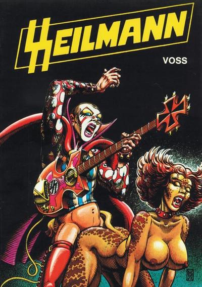 Cover for Heilmann (Volksverlag, 1981 series)  [1. Auflage]