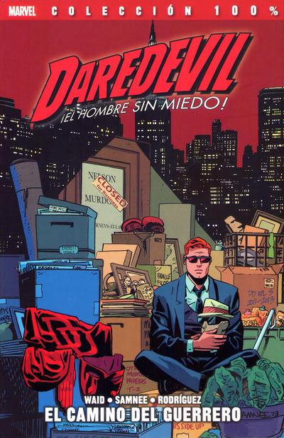 Cover for 100% Marvel. Daredevil: El Hombre Sin Miedo (Panini España, 2012 series) #5 - El Camino del Guerrero