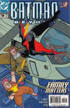 Cover for Batman Beyond (DC, 1999 series) #19 [Direct]