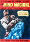 Cover for Fleetway Super Library Secret Agent Series (IPC, 1967 series) #21