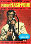 Cover for Fleetway Super Library Secret Agent Series (IPC, 1967 series) #20