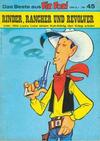 Cover for Kauka Super Serie (Gevacur, 1970 series) #45 - Lucky Luke - Rinder, Rancher und Revolver