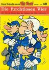 Cover for Kauka Super Serie (Gevacur, 1970 series) #48 - Die Blauen Boys - Die furchtlosen Vier