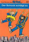 Cover for Kauka Super Serie (Gevacur, 1970 series) #49 - Gin und Fizz - Der Schock schlägt zu