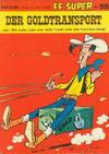 Cover for Kauka Super Serie (Gevacur, 1970 series) #55 - Lucky Luke - Der Goldtransport
