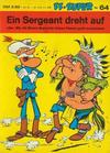 Cover for Kauka Super Serie (Gevacur, 1970 series) #64 - Die Blauen Boys - Ein Sergeant dreht auf