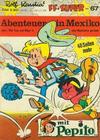 Cover for Kauka Super Serie (Gevacur, 1970 series) #67 - Tom und Biberherz - Abenteuer in Mexiko
