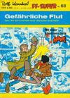 Cover for Kauka Super Serie (Gevacur, 1970 series) #68 - Harro und Platte - Gefährliche Flut
